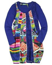 Desigual Girls' Dress Buyumbura, Sizes 5-14
