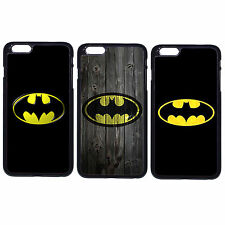 Custom Batman Logo Knight Cool Case Cover For Apple iPhone iPod & Samsung Galaxy