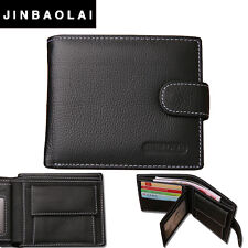 Fashion Men Wallets Famous Genuine Leather Wallet Hasp Wallets For Men Carteira
