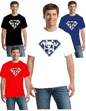 Yankees Superman T-shirt 4 Different colors to choose  Free Shipping!