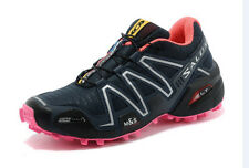 New Women's Salomon Speedcross 3 Outdoor Hiking Trainers Running Athletic Shoes