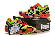 Mens Salomon Speedcross 3 Athletic Running Sports Trainers Outdoor Hiking Shoes