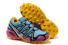 New Women's Salomon Speedcross 3 Outdoor Hiking Running Athletic Trainers  Shoes