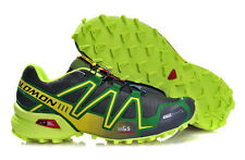 Mens Salomon Speedcross 3 Running Athletic Sports Trainers Outdoor Hiking Shoes