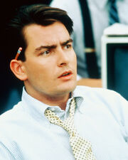 Charlie Sheen Color Poster or Photo Wall Street Bud Fox