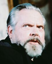 Orson Welles Color Poster or Photo