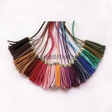 Velvet Craft Tassels Charms with Small Ring for Craft Decorative Accessories