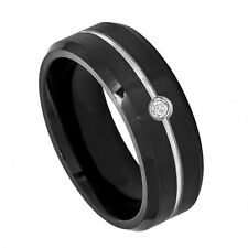 "Tungsten wedding band "" FREE ENGRAVING "",MMwdTR640 Tungsten ring"