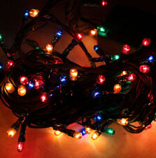 50 Led Solar Fairy String Lights For Garden Xmas Party Home Christmas Decoration
