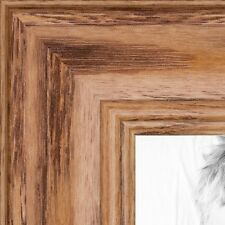 ArtToFrames 1.25 Inch Honey Stain on Oak Wood Picture Poster Frame 59504 SM