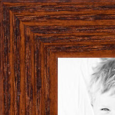 ArtToFrames .75 Inch Walnut on Red Oak Wood Picture Poster Frame 1343 SM