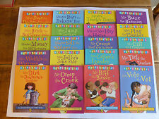 Allan Ahlberg HAPPY FAMILIES SERIES COMPLETE SET OF 20 BOOKS pbk vgc