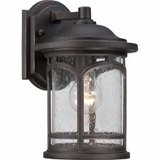 Quoizel MBH8407PNFL One Light Outdoor Sconce