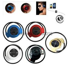 Sport Wireless Bluetooth 3.0 Headset Headphone Earphone Stereo Mini 503