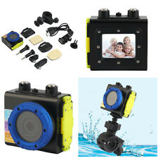 Waterproof 40M Sports HD 1080P Capture Active Video Camera Diving Recording MC