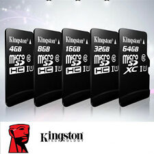 Kingston 4G 8GB 16GB 32GB 64GB Micro SD SDHC SDXC Class10 Memory Card TF