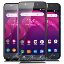 "Unlocked 5"" Android 6.0 straight talk T-Mobile AT&T Smartphone Cell phone 3G GSM"