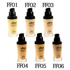 Top Flawless finish Foundation SPF15 face Studio fix fluid liquid Foundation
