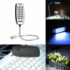 Flexible Bright Mini 28 LED USB Light Computer Lamp for Notebook Computer PC MC