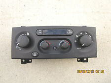 99- 03 JEEP GRAND CHEROKEE LIMITED LAREDO A/C HEATER CLIMATE CONTROL P55116709AF