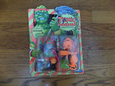 1991 Playmates PSYCHO Toxic Crusaders ACTION figure  cartoon TOY NEW SEALED