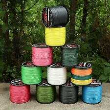 Super Strong Dyneema Spectra Extreme PE Braided Sea Fishing Line 300M 500M 1000M