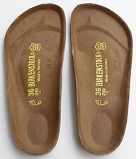 Birkenstock Cork Replacement Foot Bed Regular and Narrow Width