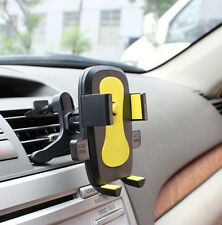 Samsung Mobile Phone for iPhone Car Air Vent Hot Holder Stand Mount Cradle