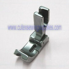 Piping / Welt Foot for Industrial Needle Feed Sewing Machines - Left Side