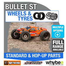 HPI BULLET ST [Wheels & Tyres] Genuine HPi 1/10 R/C Standard / Hop-Up Parts