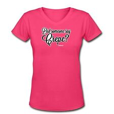 MPGiS - Did someone say crepe? Women's T-Shirt by Spreadshirt
