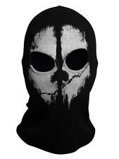 Call of Duty COD 10 Ghost Skull Balaclava Full Face Mask Cosplay Skateboard Hood