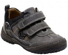 Startrite Trail Boys Grey Leather Trainer/Shoe