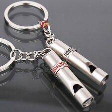 New Keychain Heart Kiss Love Couple Key Chain Ring Keyring Keyfob Lover Presents