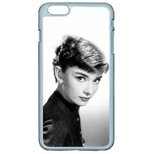 Audrey Hepburn Goddess For Apple iPhone iPod & Samsung Galaxy Note 7 Case Cover