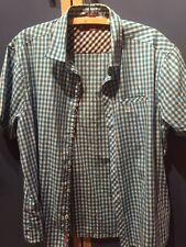 Penguin Checked Long Sleeved Shirt in Great Condition SIZE XXL