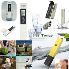 Digital Pocket TDS Meter Water Tester Pens LCD Monitor Detecter Aquarium Pool