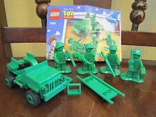 LEGO Toy Story 7595 Army Men on Patrol Soldiers Disney Pixar with Instructions