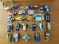 Massive Collection Of RARE Power Ranger Morphers Just Select The 1 You Want