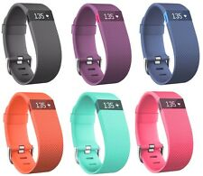 Fitbit Charge HR Brand New Fitness Activity Wristband with Heart Rate Monitor