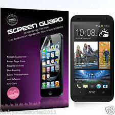 High Quality Crystal Clear LCD Screen Protector HTC Devices