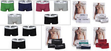 Emporio Armani 3 Pack Stretch Cotton Low Rise underwear Trunks for Men