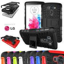 LG MOBILE PHONE CASE ✔SHOCKPROOF HEAVY DUTY ✔TOUGH DUAL LAYER COVER ✔WITH STAND