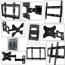 TV Wall Bracket Mount Tilt 32 40 42 46 48 For Samsung Sharp LG LED LCD Plasma UK