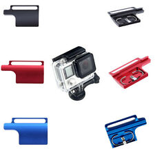 HighQuality CNC Aluminum Lock Buckle for GoPro Hero 3+ 4 Protective Housing Case