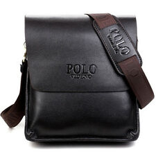 Casual Business Leather Mens Messenger Bag Hot Sell Famous Brand Design Leather