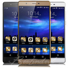 """LUXURY 6"""" Android Smart Cell Phone T-Mobile AT&T 2SIM Quad Core 3G GPS Unlocked"""