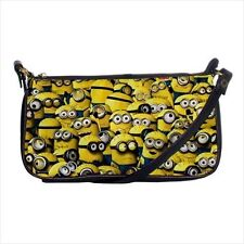 Minions Shoulder Clutch Handbag & Mini Coin Purse