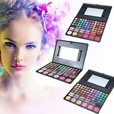 Pro 78Color Makeup Eyeshadow Palette Eye Shadow 6 Colors Blush Mirror Kit Set K2