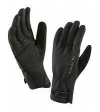 SealSkinz All Weather XP Cycling Gloves Black/Black